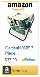 Garden Home 7 Piece Set