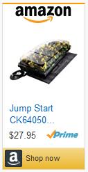 Jump start grow kit with heat pad
