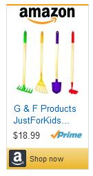 Kids Gardening Tools - Amazon