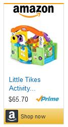 Little Tikes Activity Garden - Amazon