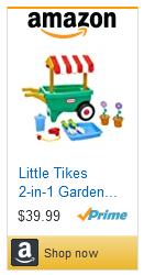 Little Tikes Gardening Set