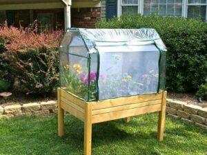 Riverstone Eden Mini Greenhouse 3ft x 4ft