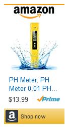 pH Water Meter